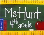 Teacher's Classroom Sign - U Customize It