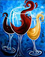PRIVATE PARTY- Shontae's B-Day Painting w/ a Twist