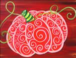Swirly Pumpkin! Register Now
