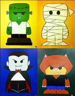 MONSTER MASH - Pick your Monster! *KIDS/FAMILY*