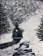 Tom's Winter Train