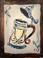 Kick Off Octoberfest! Paint your own stein! 18+
