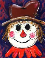 Autumn Scarecrow (Ages 8 & Up)
