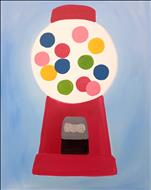 KIDS: Gumball Machine $25