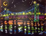 **LOCAL FAVORITE** Moonlit Ambassador Bridge