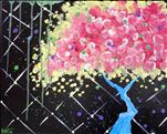 Neon Quilted Tree (OPEN)