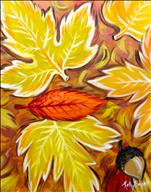 Turning Leaves, click here to paint!