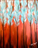 Copper Trees