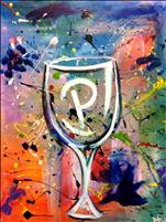 WINE DOWN WEDNESDAY: Sip & Splatter!