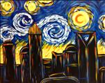 Starry Night Over Charlotte