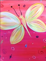 **SUMMER FAMILY FUN!** Yellow Butterfly