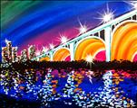 Colorful Belle Isle Bridge