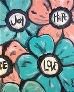 NEW ART-Inspirational Flowers for All Ages-$25