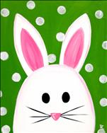 Easter/Spring Kids Art! Bunny!