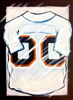 Football Season - Paint your Jersey (13+)