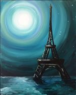 Paris under a Blue Moon