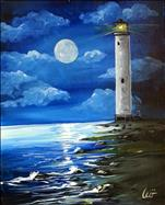 Moonlit Lighthouse (ages 13+)