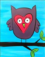 Blinky the Owl ($25)