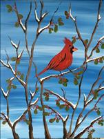 Winter Cardinal! (open)