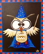 Wizarding Owl-Family Fun Day
