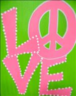 **NEW!**  Peace & Love  (ALL AGES)