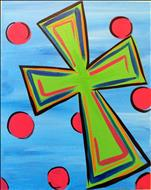 Open Class Kid Friendly Cross with your own Colors