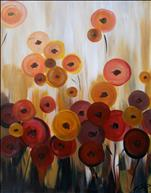 Art in the Afternoon Only $25.00- Autumn Grace $