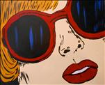 Pop Art Shades - Open to the Public