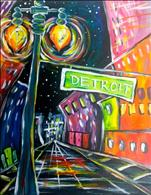 **LOCAL FAVORITE** Colorful Detroit