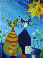 Whimsy Cats