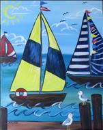 Art Enrichment Summer Camp-Smooth Sailing