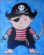 Little Pirate Boy (Girl option available too!)