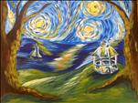 **STARRY SERIES** Summertime Starry Night