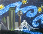 Starry Night in Dallas--minimum age 18