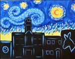 Starry Night over Columbia ~ Our Birthday Party!