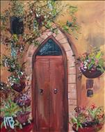 **ENCORE** Door in Tuscany
