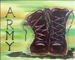Combat Boots - Army