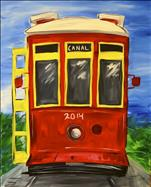 Canal Streetcar - Coffee & Canvas