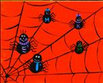 Family Friendly: Spider family