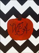 Fall Monogram Double Punch Monday!