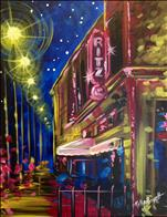***NEW ART***City Street by Night