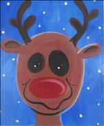 KIDS NIGHT(5+): Goofy Reindeer