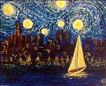 Starry Night Over Buffalo