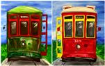 Kids Camp: Day 4- Streetcars