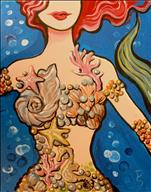 ENCORE REQUEST: Glam Mermaid 3Hr $45