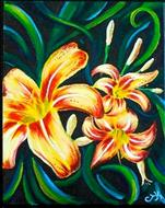 Sheridan's Backyard Lilies (Adults 18+)