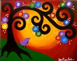 Art for all Ages - Fun Whimsey Tree
