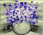 $25 MANIC MONDAY! Purple Petals!