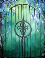 By Request: Wisteria Gate
