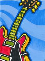 Creative Kids Paint..Colorful Gibson